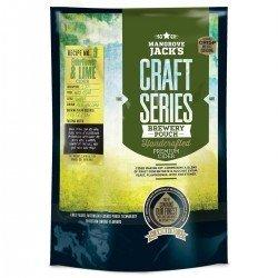 Elderflower & Lime Cider Pouch 2.4kg - Mangrove Jack's Craft Series