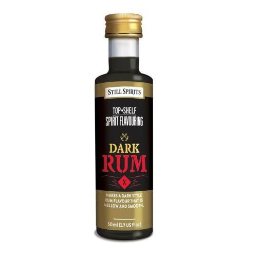 Dark Rum - Top Shelf Still Spirits