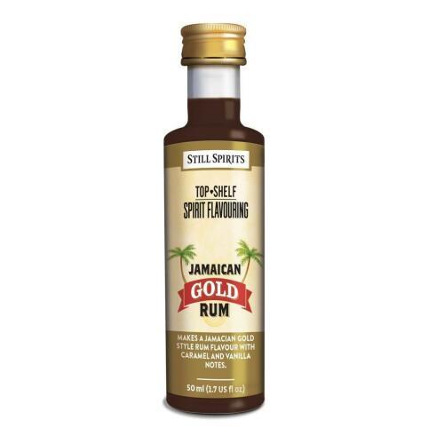 Jamaican Dark Rum - Top Shelf Still Spirits