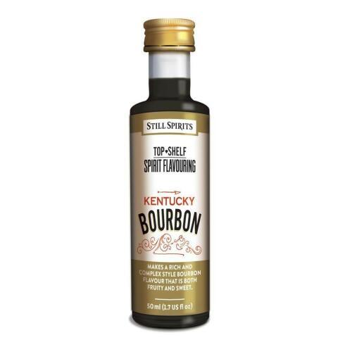 Kentucky Bourbon - Top Shelf Still Spirits