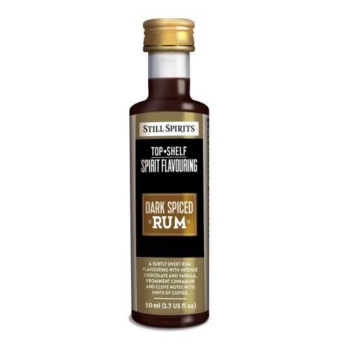 Dark Spiced Rum - Top Shelf Still Spirits