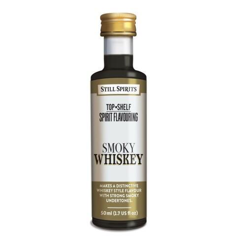 Smokey Whiskey - Top Shelf Still Spirits