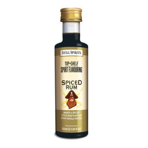 Spiced Rum - Top Shelf Still Spirits