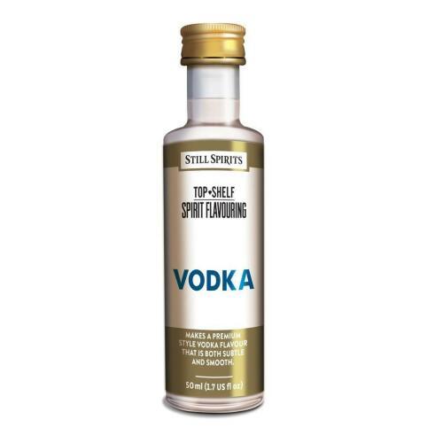 Vodka - Top Shelf Still Spirits