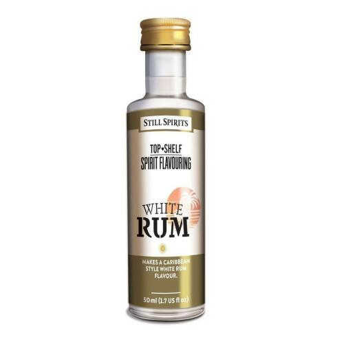 White Rum - Top Shelf Still Spirits
