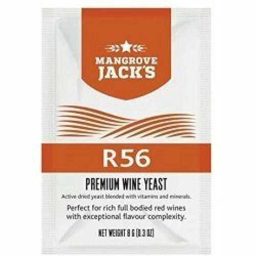 Wine Yeast R56 - Mangrove Jack's