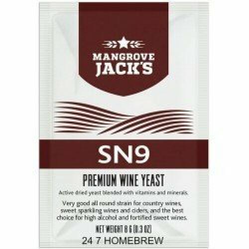 Wine Yeast SN9 - Mangrove Jack's