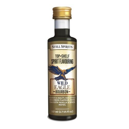 Wild Eagle Bourbon - Top Shelf Still Spirits