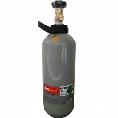CO2 Full Bottle 2.6kg Carbon Dioxide 'New'