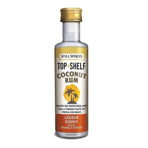 Coconut Rum  - Still Spirits Top Shelf Liqueur