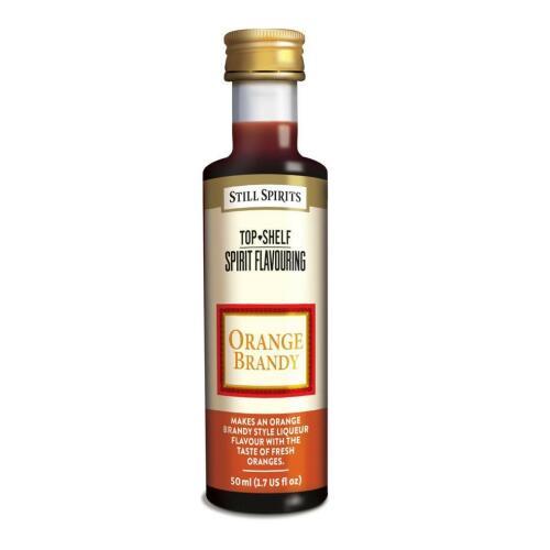 Orange Brandy- Still Spirits Top Shelf Liqueur