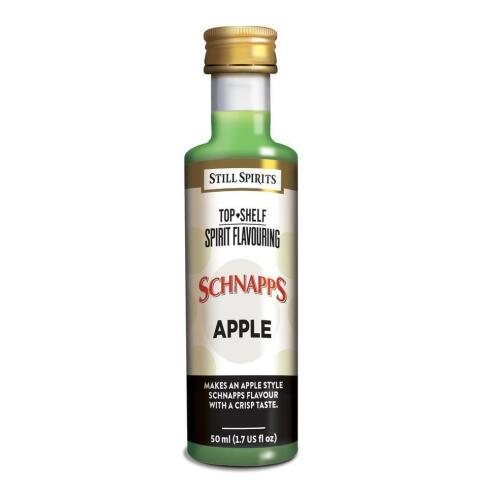 Apple - Top Shelf Still Spirits Schnapps