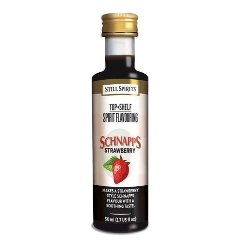 Strawberry - Top Shelf Still Spirits Schnapps