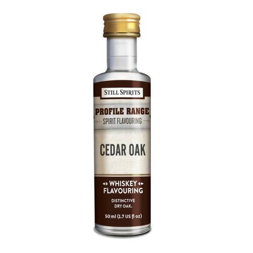 Cedar Oak - Still Spirits Profile Range