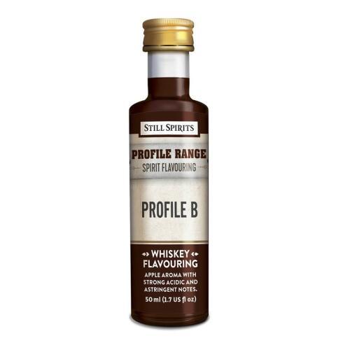 Whisky Profile B - Still Spirits Profile Range