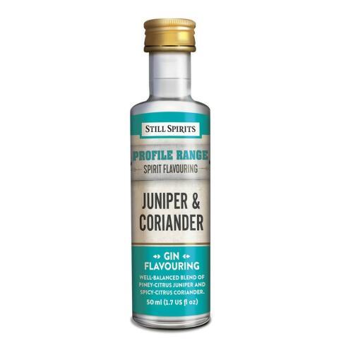 Juniper & Coriander - Still Spirits Gin Profile Range