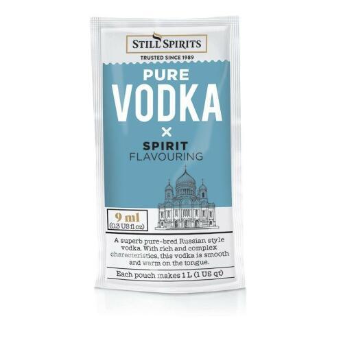 Pure Vodka - Still Spirits