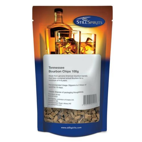 Tennessee Bourbon Chips - Still Spirits