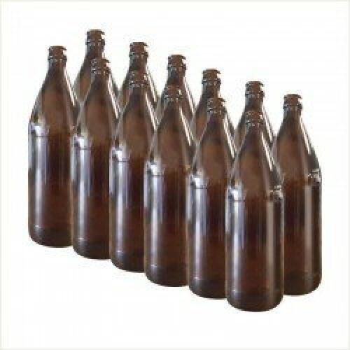 Beer Bottles Amber 750ml(12) - Mangrove Jack's