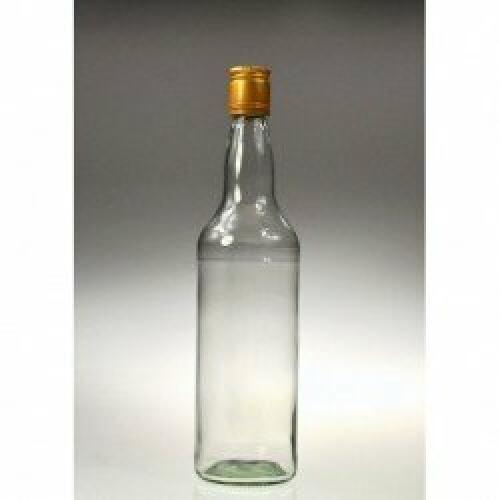 Glass Spirit Bottle c/w Cap 1125ml (1)