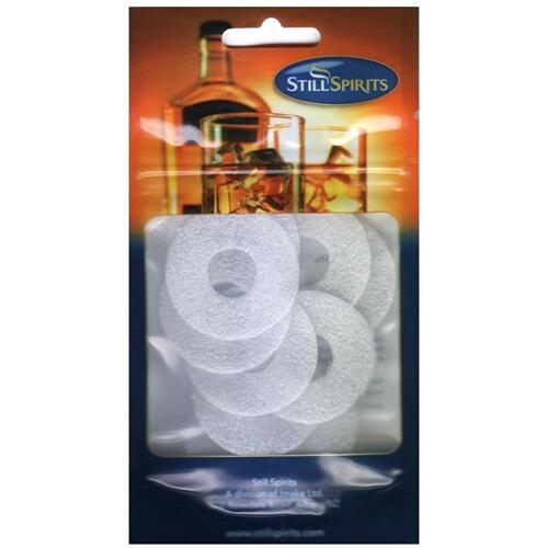 EZ Carbon Filters 40mm Washers (10) - Still Spirits