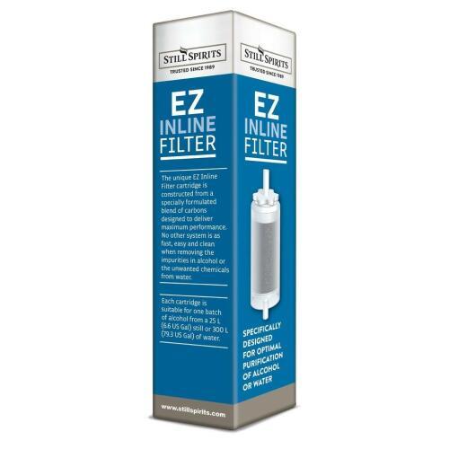 Filter System EZ Carbon Inline - Still Spirits