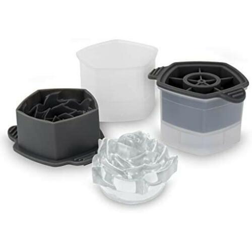 Silicone Rose Ice Mold (Set of 2) - Tovolo