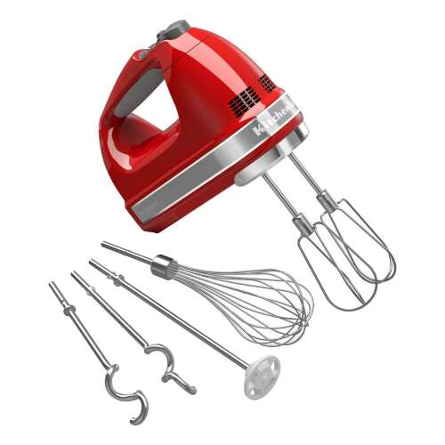 KitchenAid Empire Red Hand Mixer