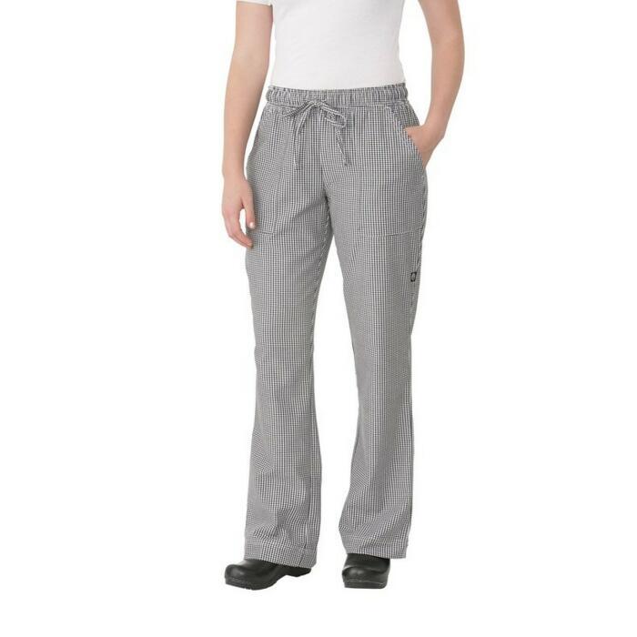 Womens Small Check Pants