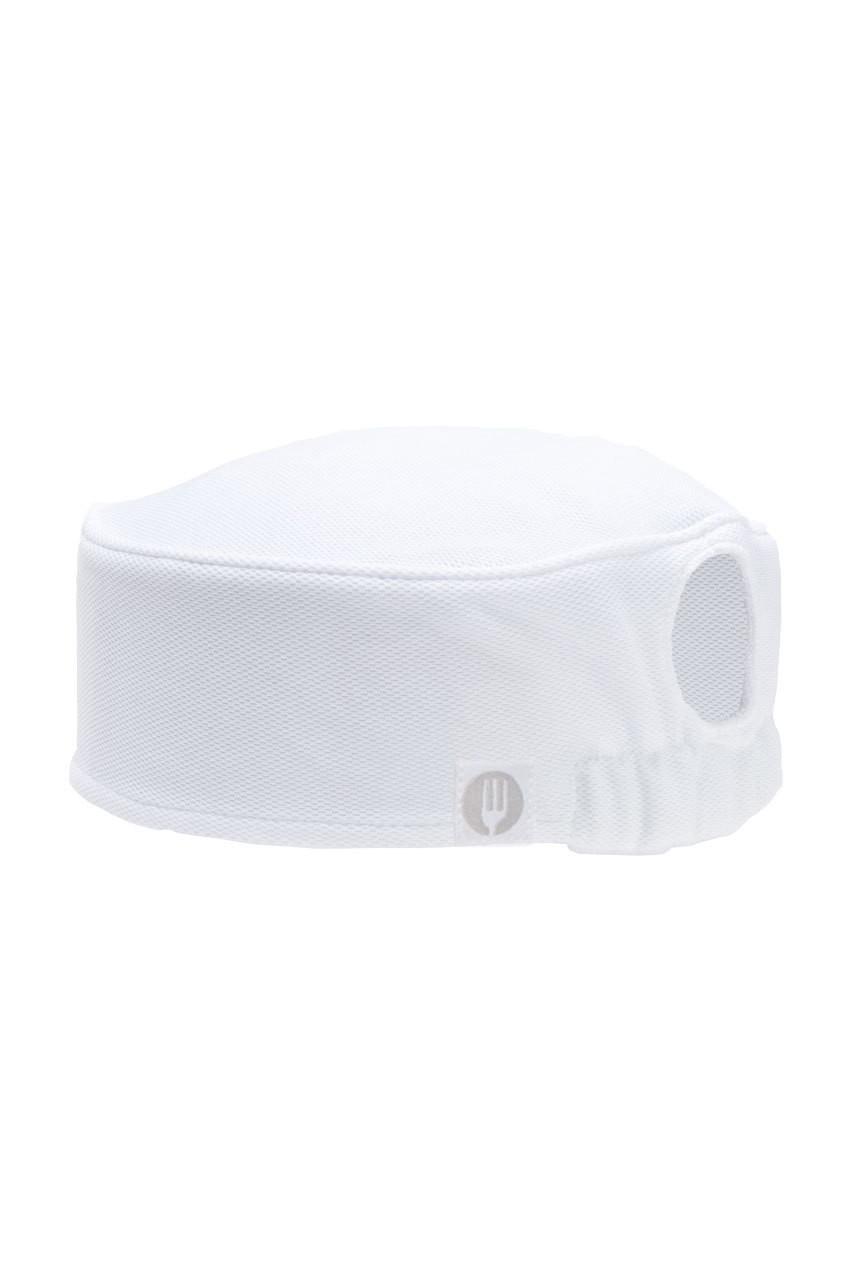 Allover Cool Vent Beanie - White