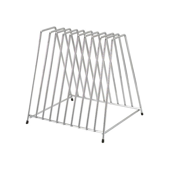 Rack for Cutting Boards - 10 Slot
