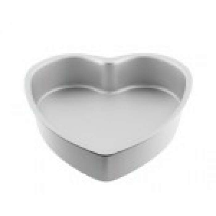 Mondo Pro Heart Cake Pan 8in 20x7.5cm