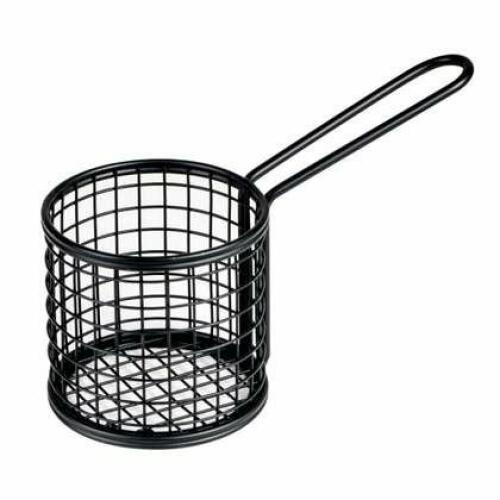 Service Basket Round