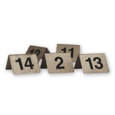 Table Numbers - 31-40