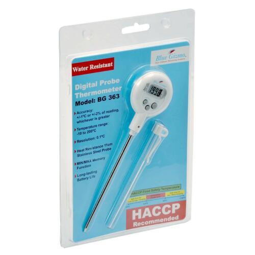 Digital Probe Thermometer - BG 363