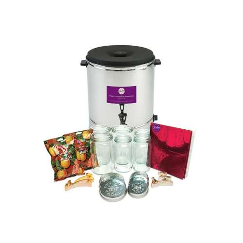Fowlers Stainless Steel Preserving Unit