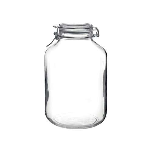 Fido Jar with Clear Lid - 4.88lt