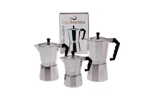 3 Cup Alum Espresso Maker Classic