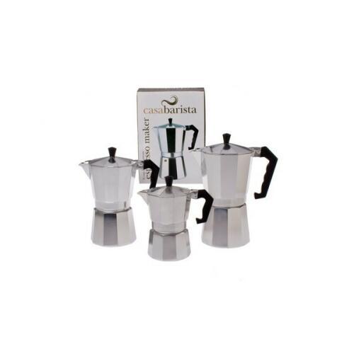 6 Cup Aluminium Espresso Maker - Classic
