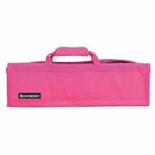Messermeister 8 Pocket Knife Roll - Pink