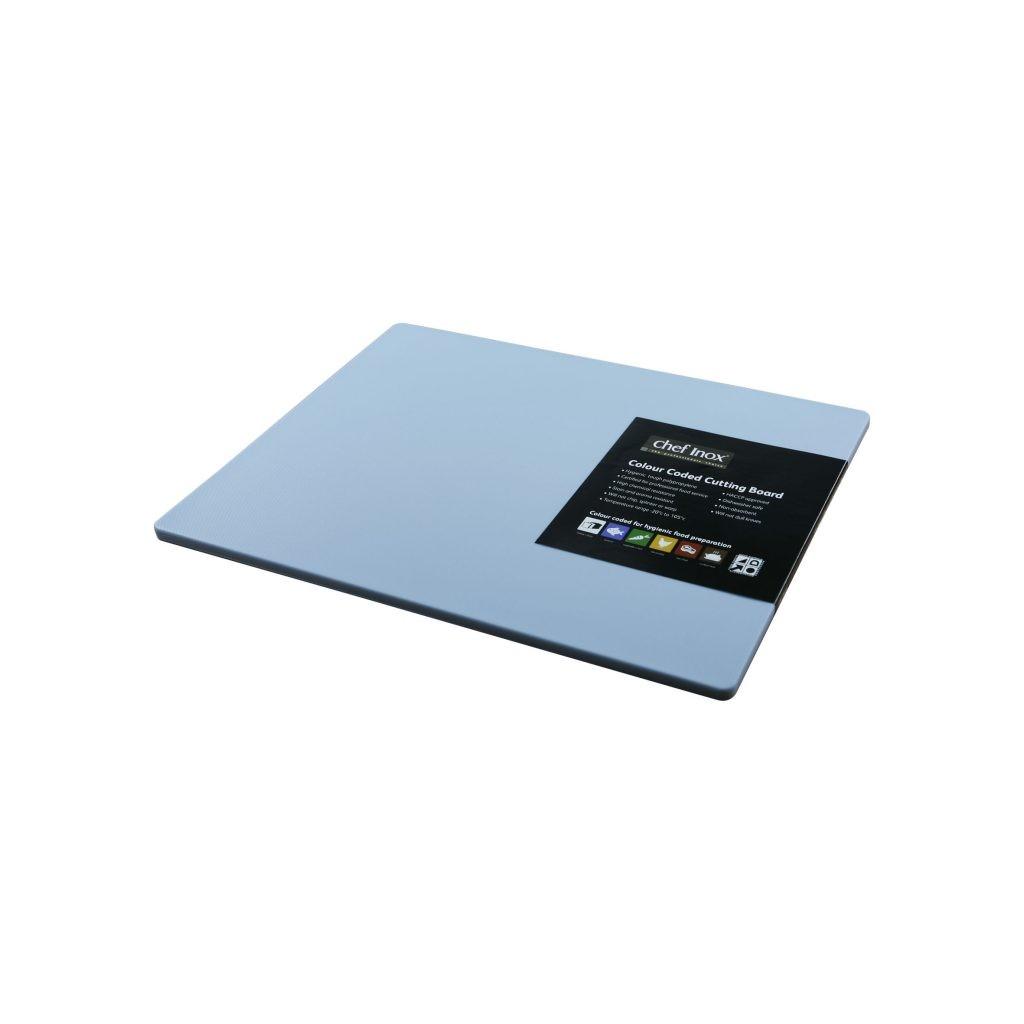 Cutting Board Blue Chef Inox 380x510x12mm