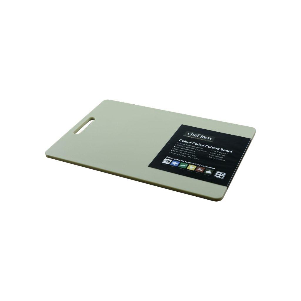 Cutting Board Poly. 300x450x12mm Brown
