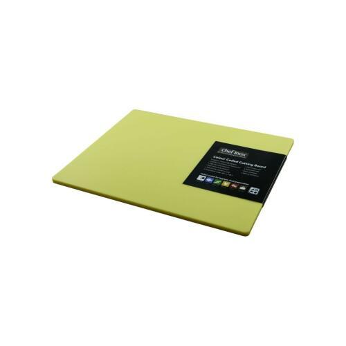 Cutting Board 380x510x12mm Yellow