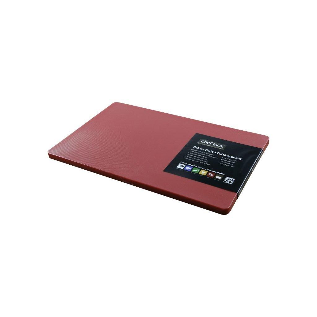 Cutting Board 320x530x19mm Red