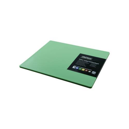 Cutting Board Poly. 380x510x12mm Green