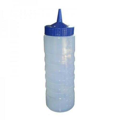 Sauce Bottle 750ml - Blue Top