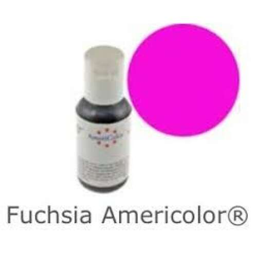 Americolor Soft Gel Paste - Fuchsia