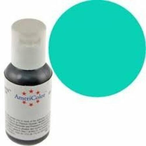 Americolor Soft Gel Paste - Turquoise
