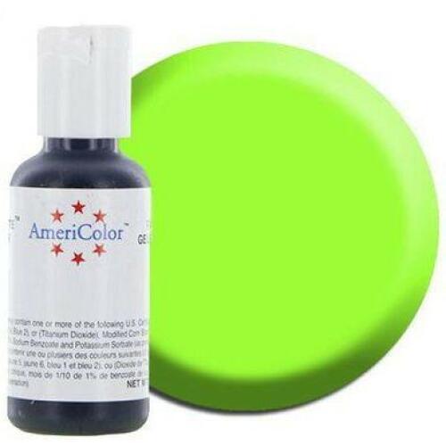 Americolor Soft Gel Paste - Electric Green