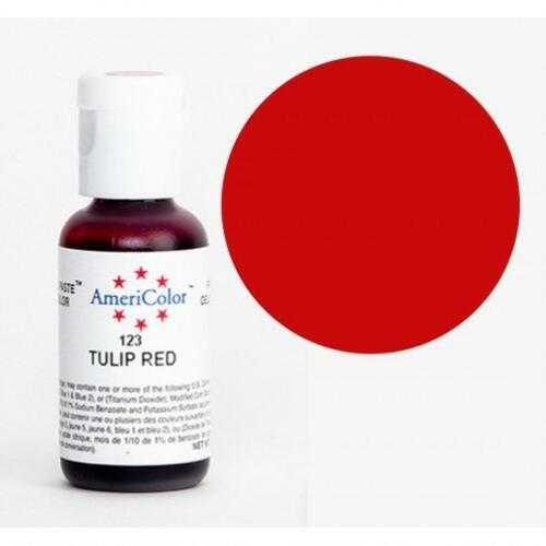 Americolor Soft Gel Paste - Tulip Red